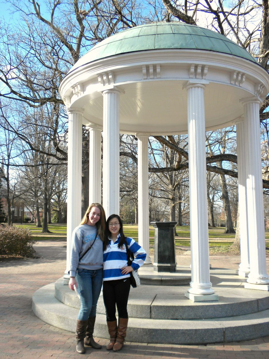 UNC Chapel Hill Class of 2017