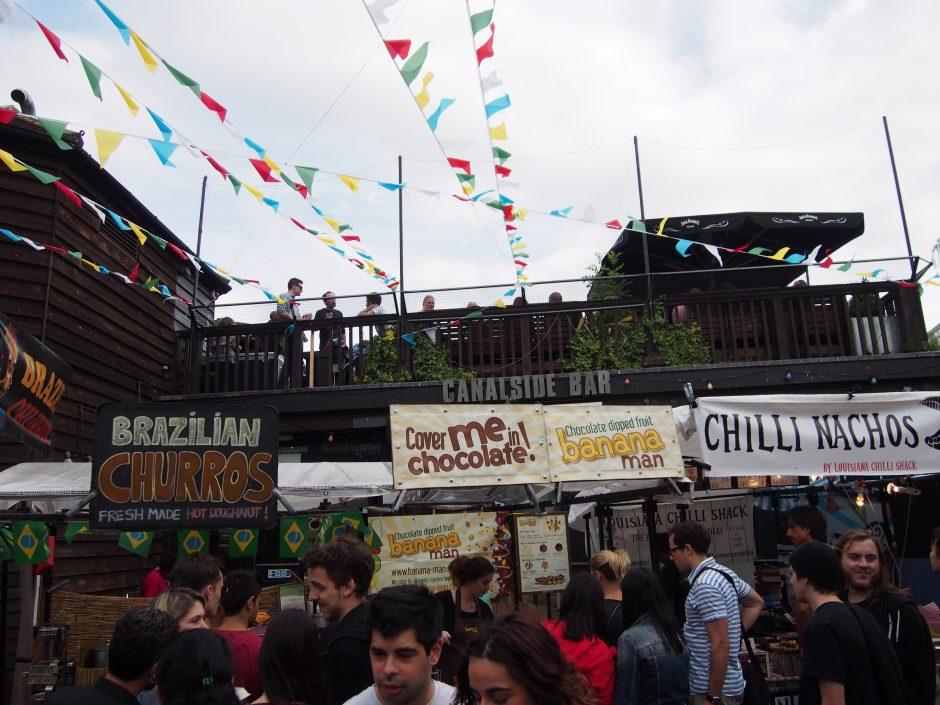 Camden Market, aka heaven