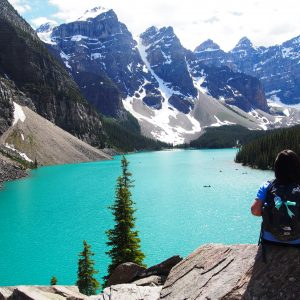 Moraine Lake Rockpile