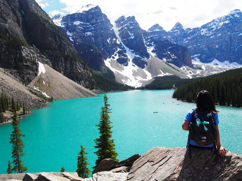 No Longer Afraid (Home to Lake Louise)