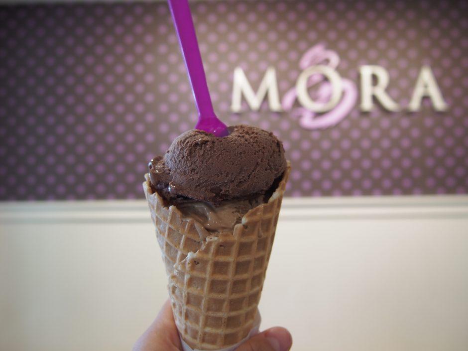 Mora Iced Creamery - Bainbridge Island